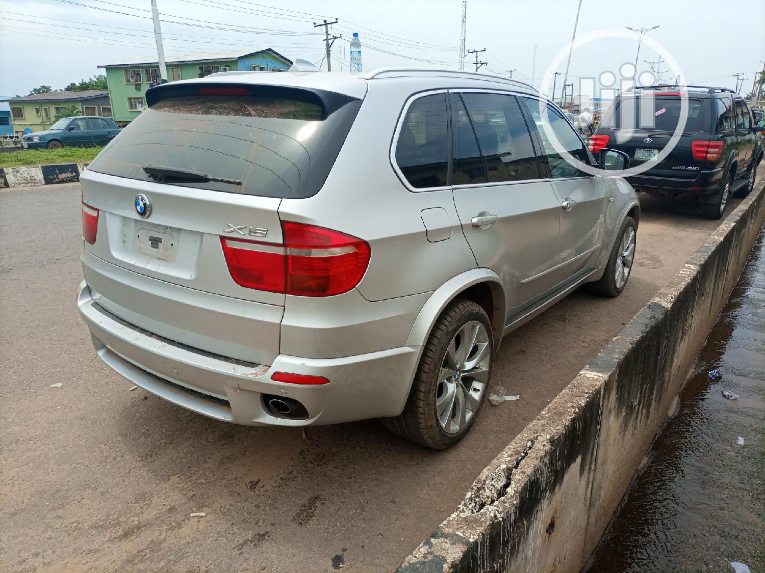 Archive: BMW X5 3.0D Automatic 2008 Silver