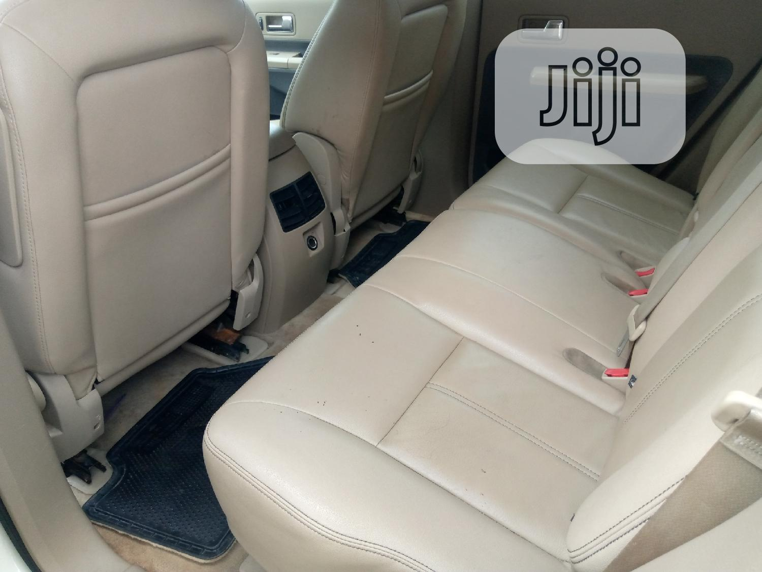 Ford Edge 2007 SE 4dr FWD (3.5L 6cyl 6A) White | Cars for sale in Ikeja, Lagos State, Nigeria