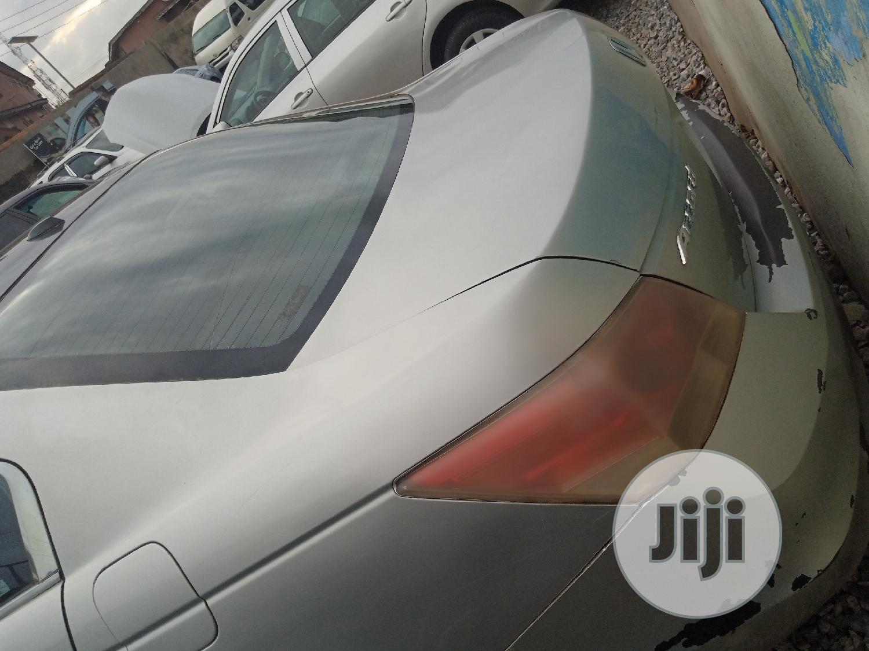 Honda Accord 2008 Silver | Cars for sale in Ifako-Ijaiye, Lagos State, Nigeria