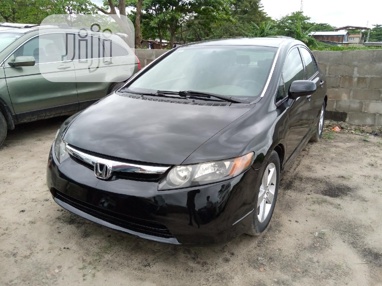 Honda Civic 2008 1.4 Black