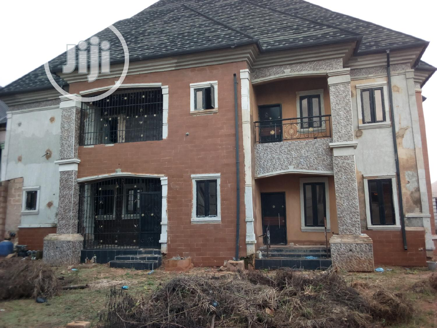Massive Luxurious 5 Bedrooms Duplex For Sale | Houses & Apartments For Sale for sale in Benin City, Edo State, Nigeria