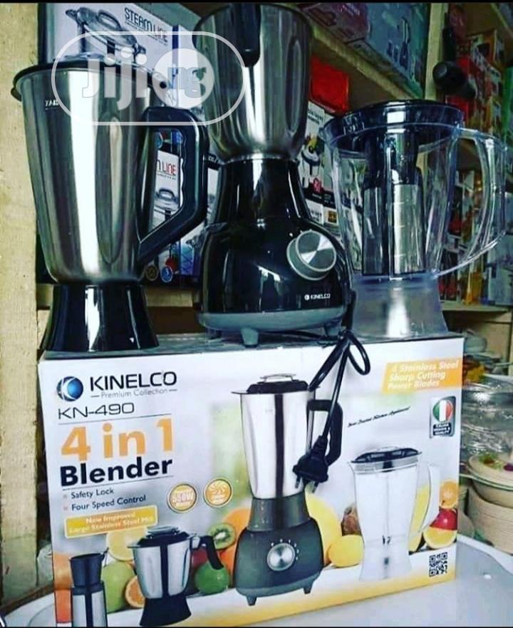 Kinelco 4-In-1 Blender