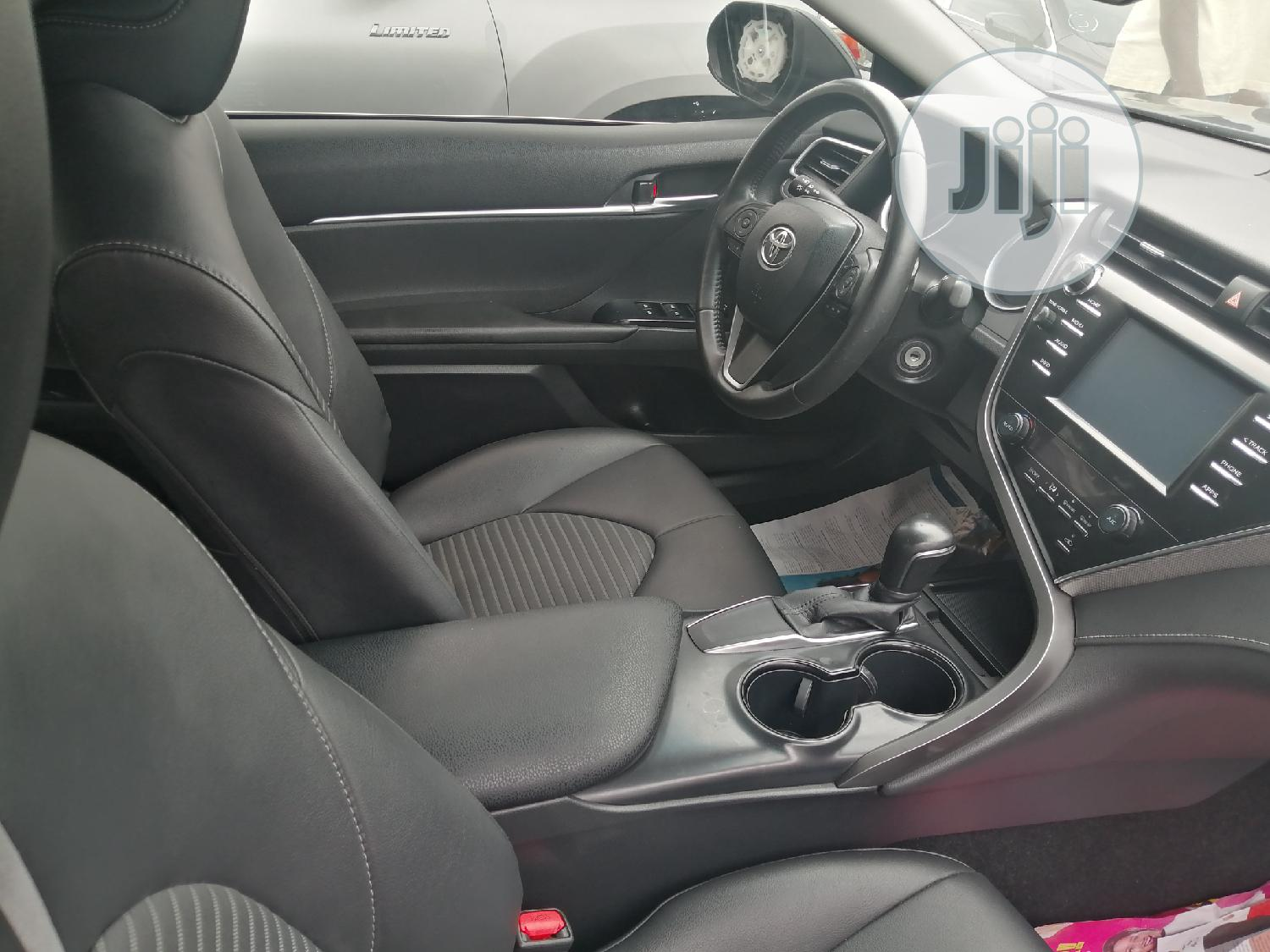 Toyota Camry 2018 SE FWD (2.5L 4cyl 8AM) Green | Cars for sale in Apapa, Lagos State, Nigeria