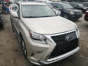 Lexus GX 2016 460 Luxury Gold | Cars for sale in Lagos State, Apapa