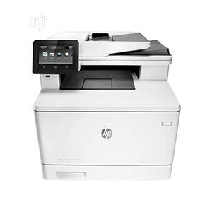 HP Laserjet M477FNW Colour Printer   Printers & Scanners for sale in Abuja (FCT) State, Wuse