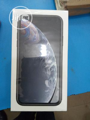New Apple iPhone XR 64 GB Black | Mobile Phones for sale in Lagos State, Ikeja