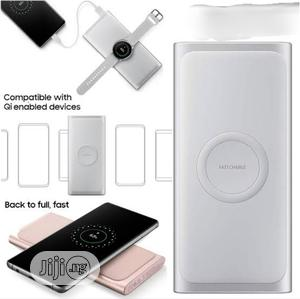 Samsung Wireless Powerbank 10000MAH | Accessories for Mobile Phones & Tablets for sale in Lagos State, Ikeja