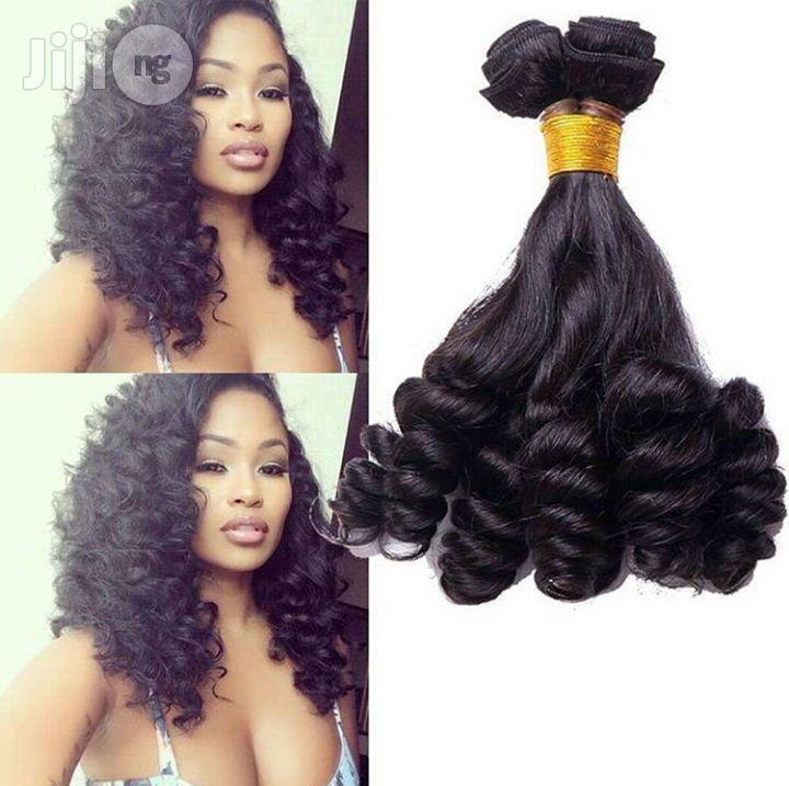 Funmi Loose Curls Human Hair Extension