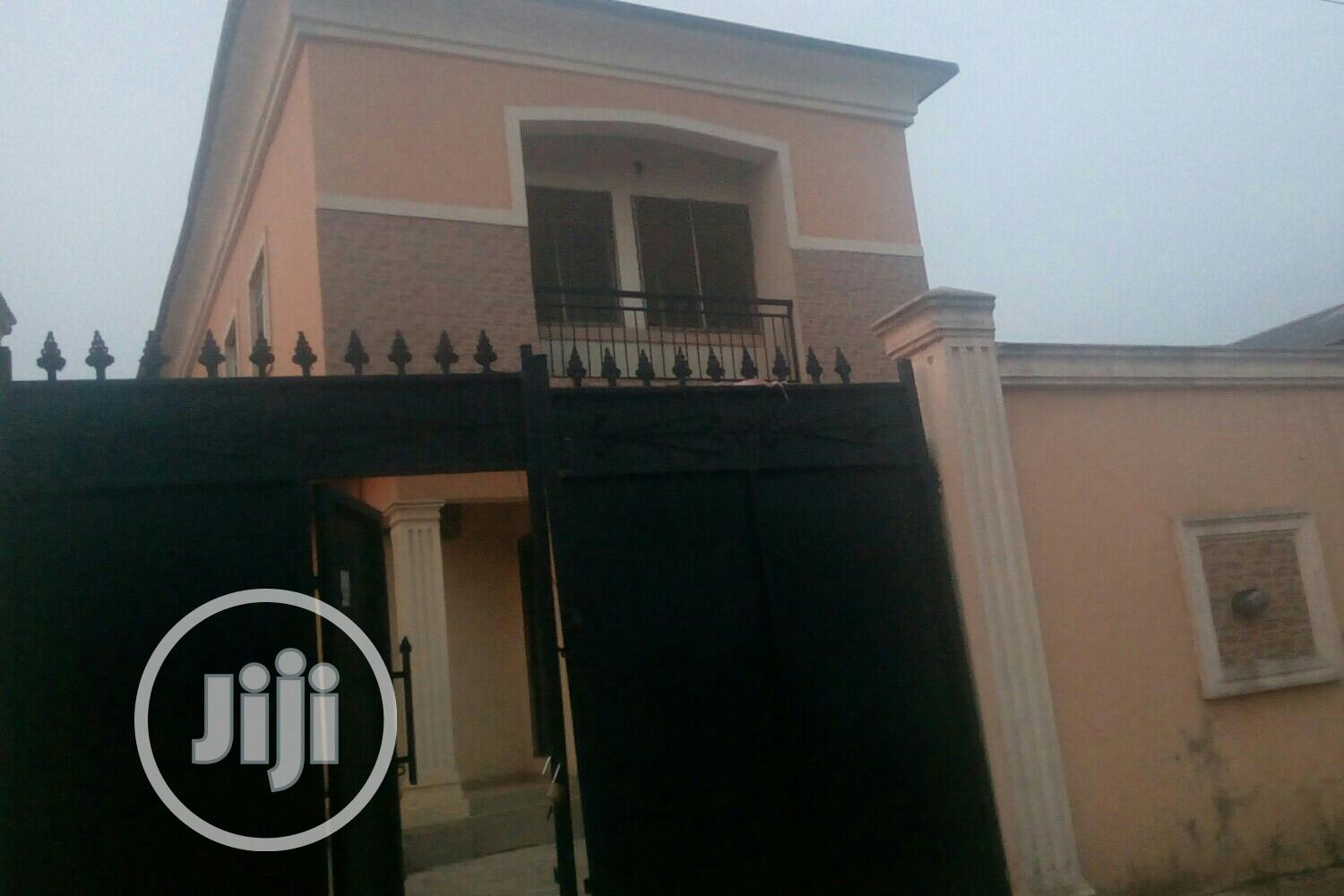 Archive: A Twin Duplex Of 4 Bedroom Each & A Bq Is For Sale In Arepo.