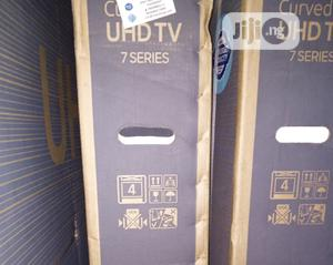Brand New Samsung Curved Uhd LED Smart TV Ua65ru7300   TV & DVD Equipment for sale in Lagos State, Ojo