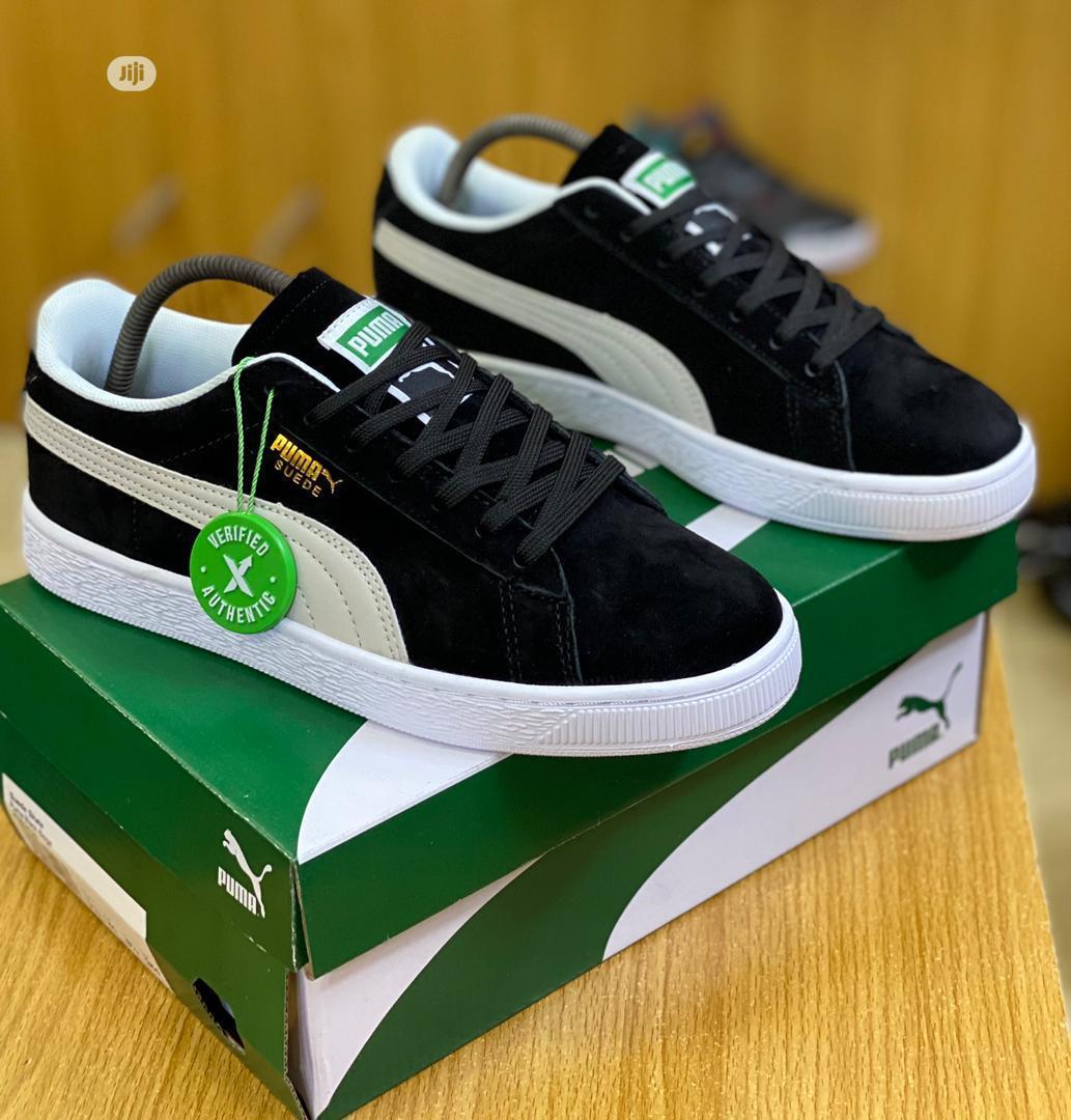 Original Puma Sportstyle Suede Sneakers