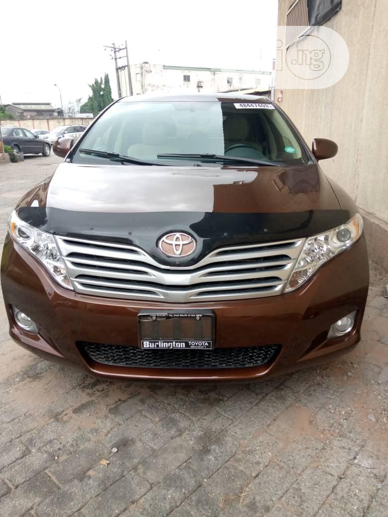 Toyota Venza 2011 Brown   Cars for sale in Amuwo-Odofin, Lagos State, Nigeria