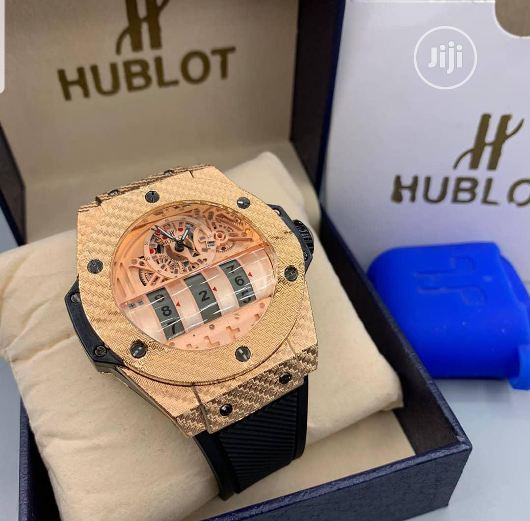 Hublot Wristwatch
