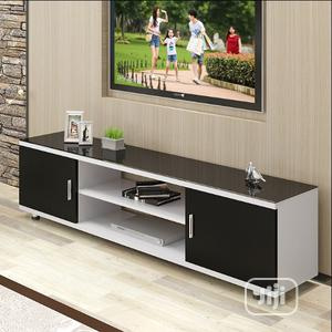 5ft White Tv Stand   Furniture for sale in Lagos State, Ikeja