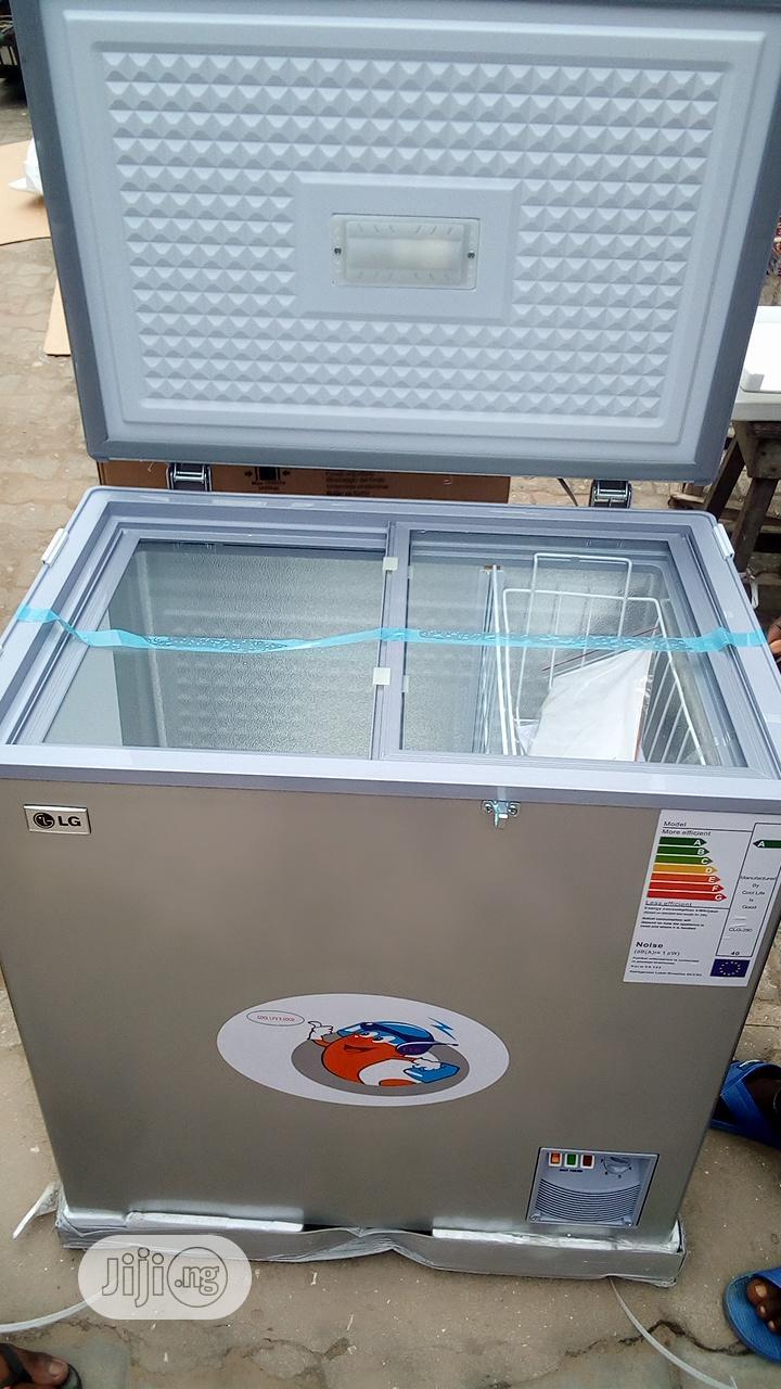 Quality LG Chest Freezer