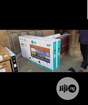 Hisense 65inches UHD 4k Smart FULL HD TV | TV & DVD Equipment for sale in Lagos State, Ojo