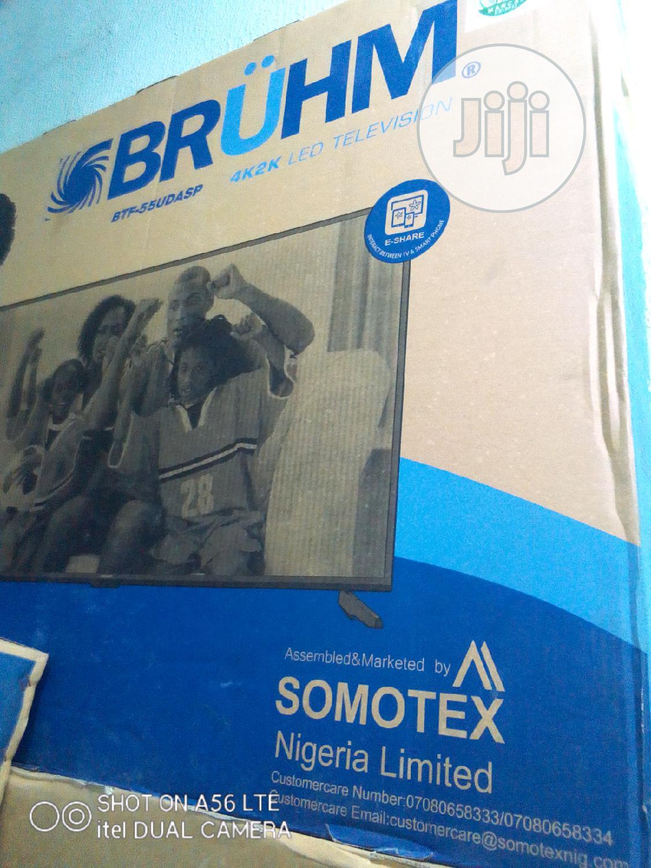 Bruhm 50inches Smart 4K2K TV