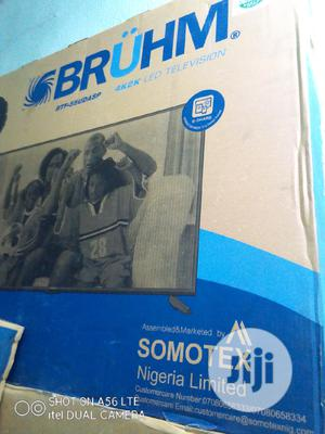 Bruhm 50inches Smart 4K2K TV   TV & DVD Equipment for sale in Lagos State, Apapa