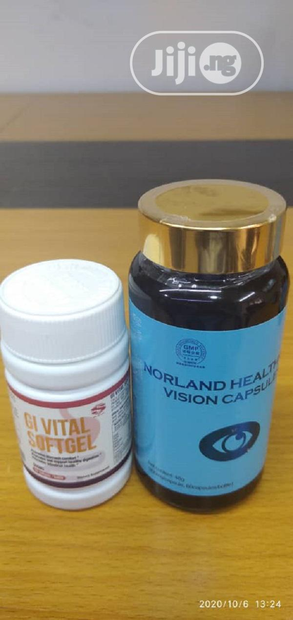Norland Vision Vitale With Gi Vital for Glycoma