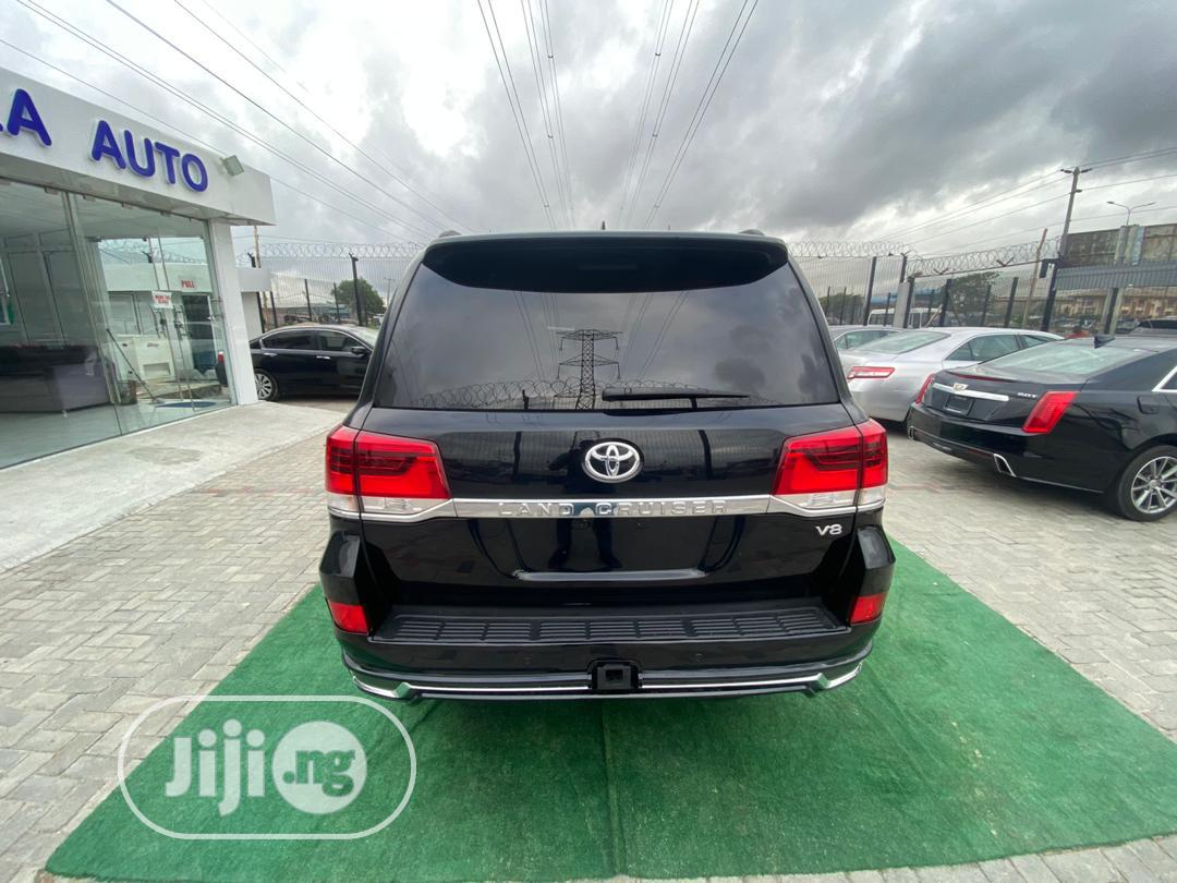 Toyota Land Cruiser 2017 Black | Cars for sale in Lekki, Lagos State, Nigeria