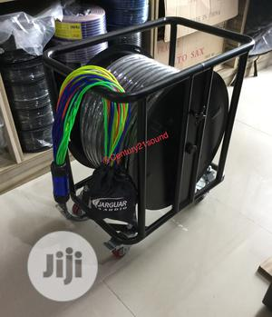 Jarguar 32 Channels 70 Meter Snake Cable On Stage Box Reel | Accessories & Supplies for Electronics for sale in Abuja (FCT) State, Asokoro