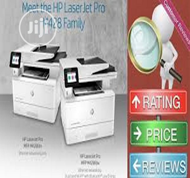 HP Laserjet Pro MFP M428fdw Printer | Printers & Scanners for sale in Wuse 2, Abuja (FCT) State, Nigeria