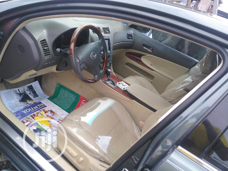 Archive: Lexus GS 350 2009