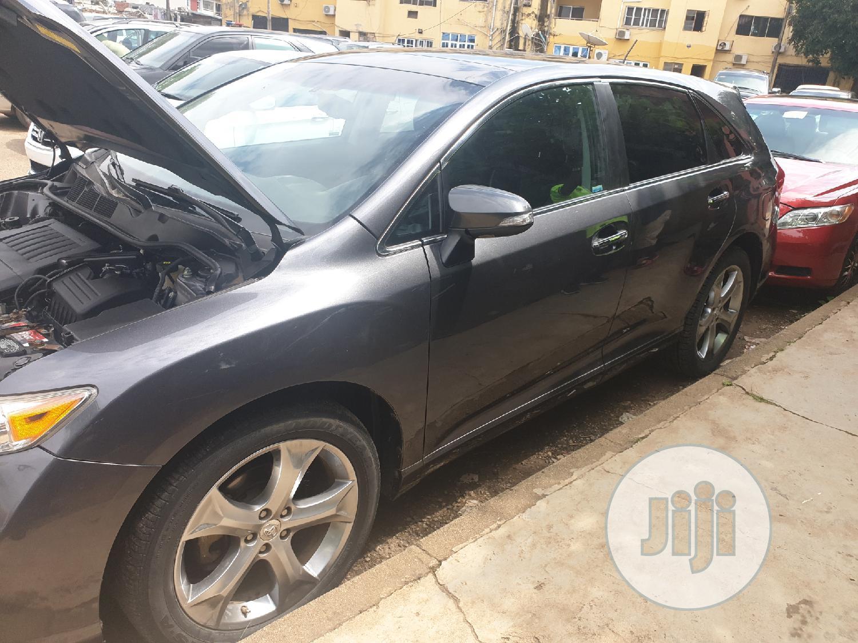 Toyota Venza 2013 XLE AWD V6 Gray | Cars for sale in Garki 1, Abuja (FCT) State, Nigeria