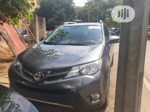 Toyota RAV4 2013 LE AWD (2.5L 4cyl 6A) Gray | Cars for sale in Abuja (FCT) State, Garki 1