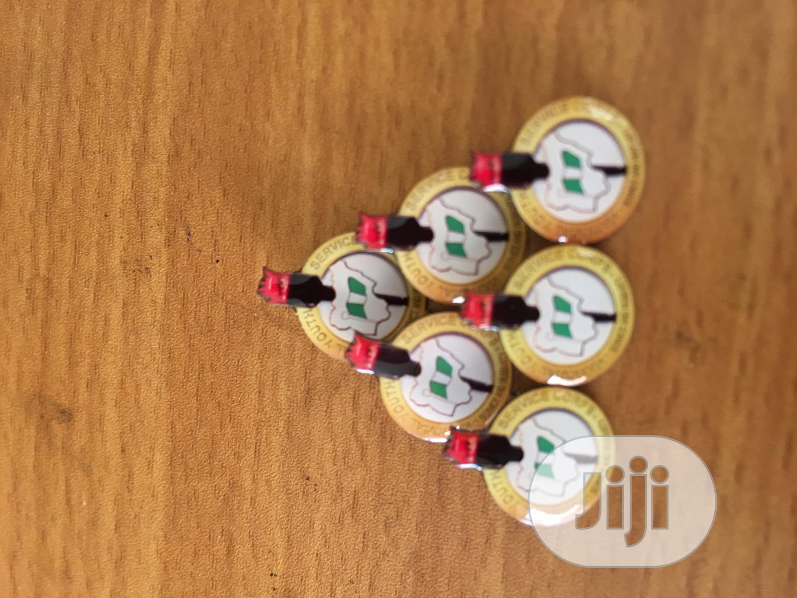 Brooch Pin/Lapel Pins | Manufacturing Services for sale in Benin City, Edo State, Nigeria