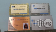 Metal Complimentary Business Cards | Stationery for sale in Lagos State