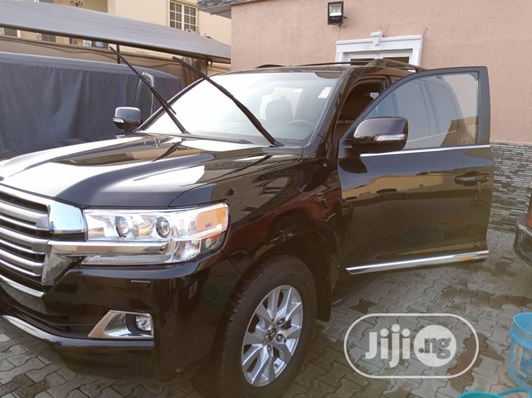 Toyota Land Cruiser 2017 Black   Cars for sale in Lekki, Lagos State, Nigeria