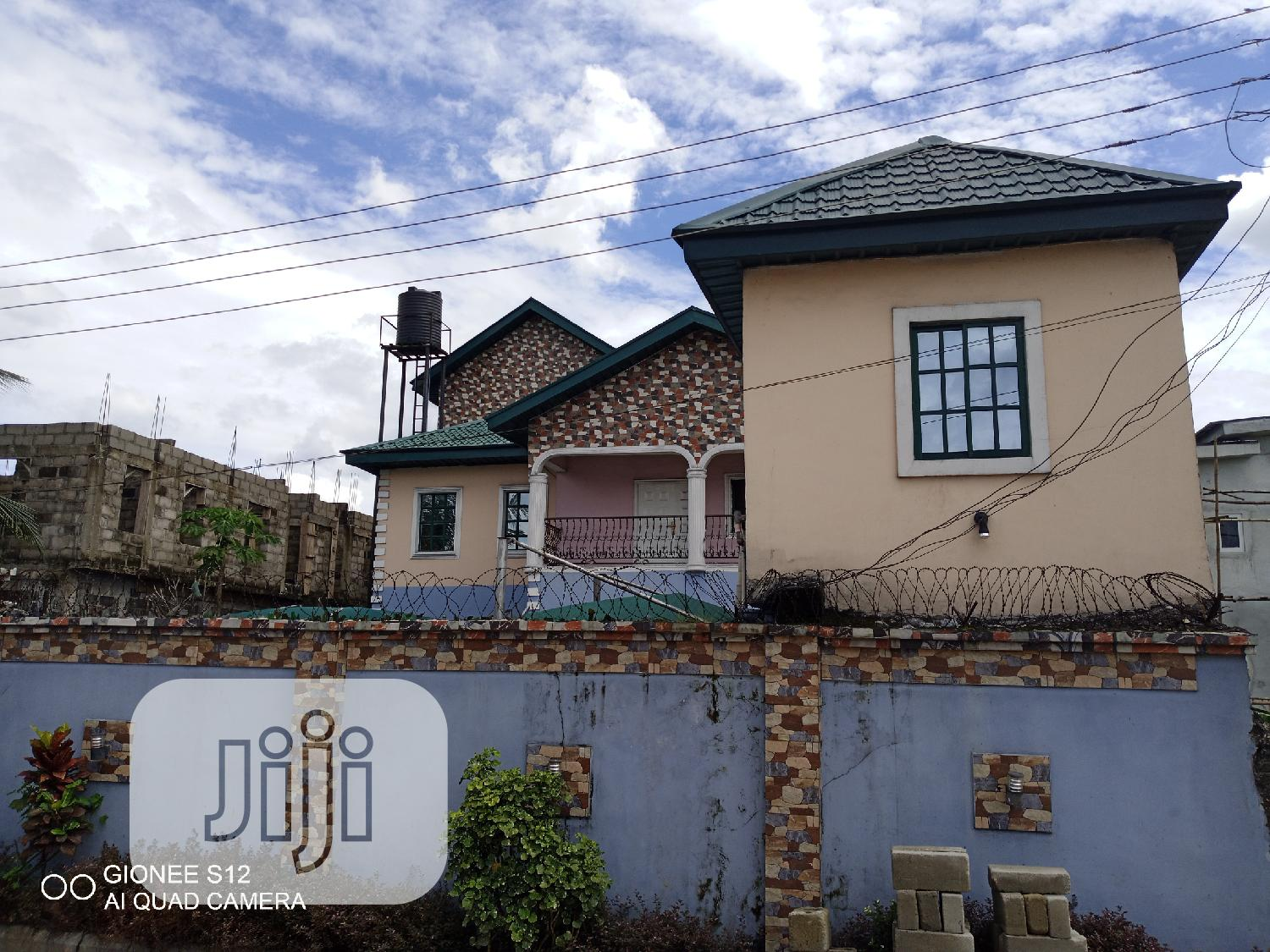 5 Bedroom Duplex With Penthouse | Houses & Apartments For Sale for sale in Port-Harcourt, Rivers State, Nigeria