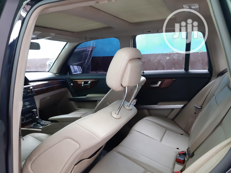 Archive: Mercedes-Benz GLK-Class 2010 Black