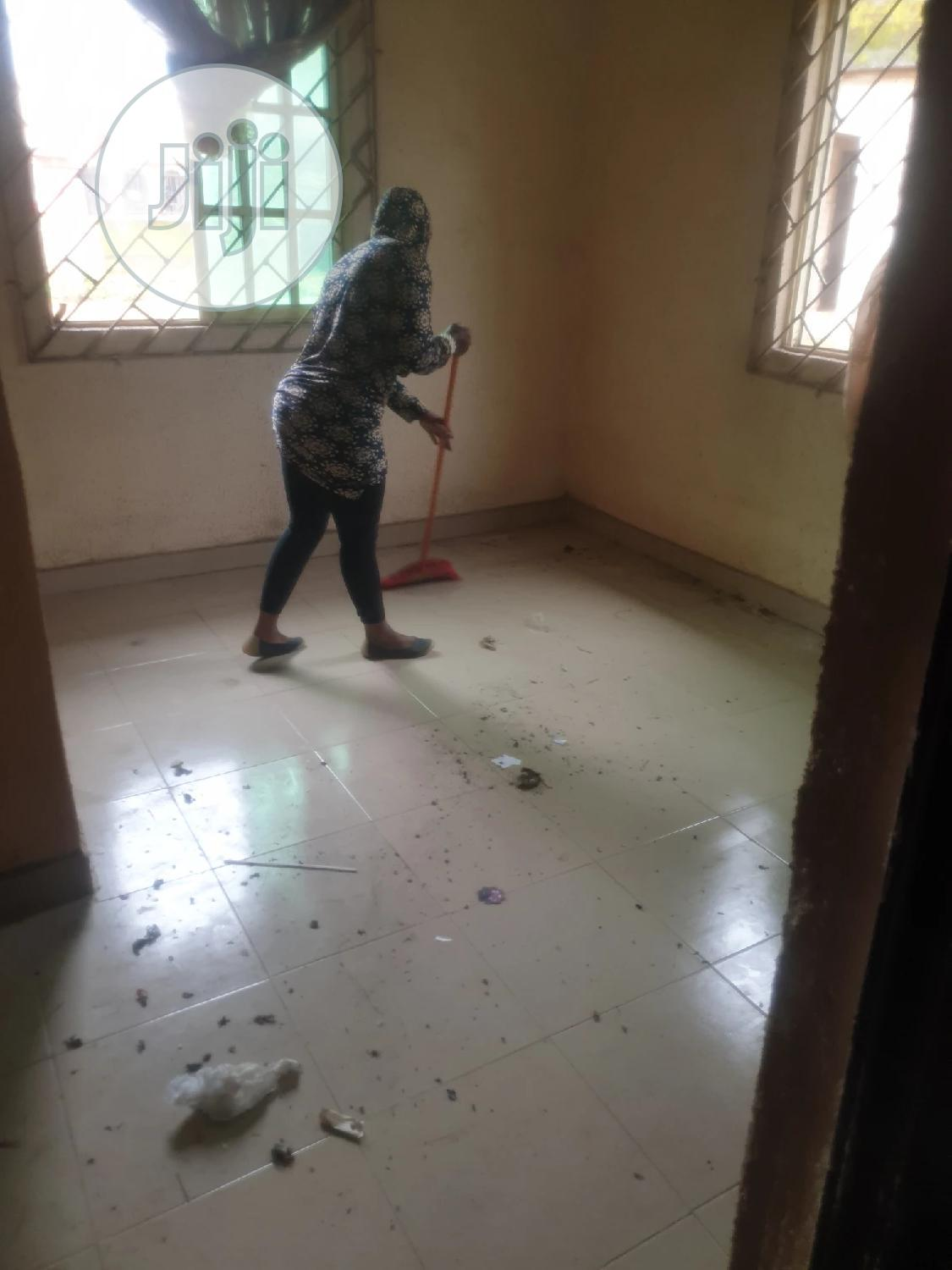 Cleaning, Fire Extinguishers, Muster Point And Fumigation