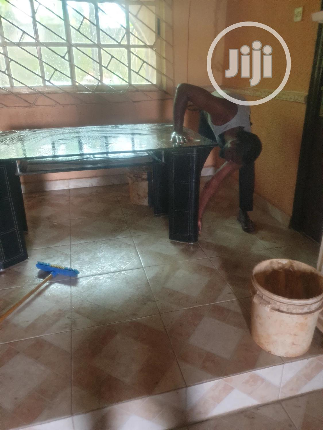 Cleaning, Fire Extinguishers, Muster Point And Fumigation | Cleaning Services for sale in Egor, Edo State, Nigeria