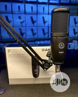 AKG P120 Studio Condenser Microphone   Audio & Music Equipment for sale in Abuja (FCT) State, Mararaba