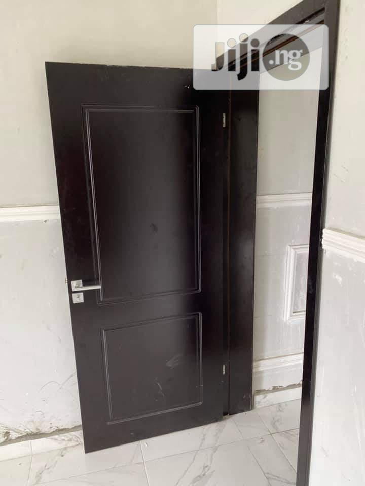 Hard Wooden Door