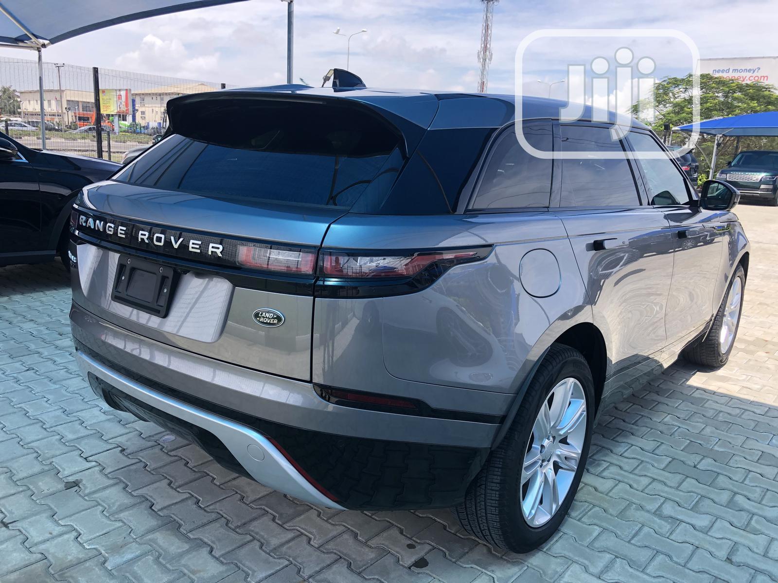 Land Rover Range Rover Velar 2020 P250 S 4x4 Gray
