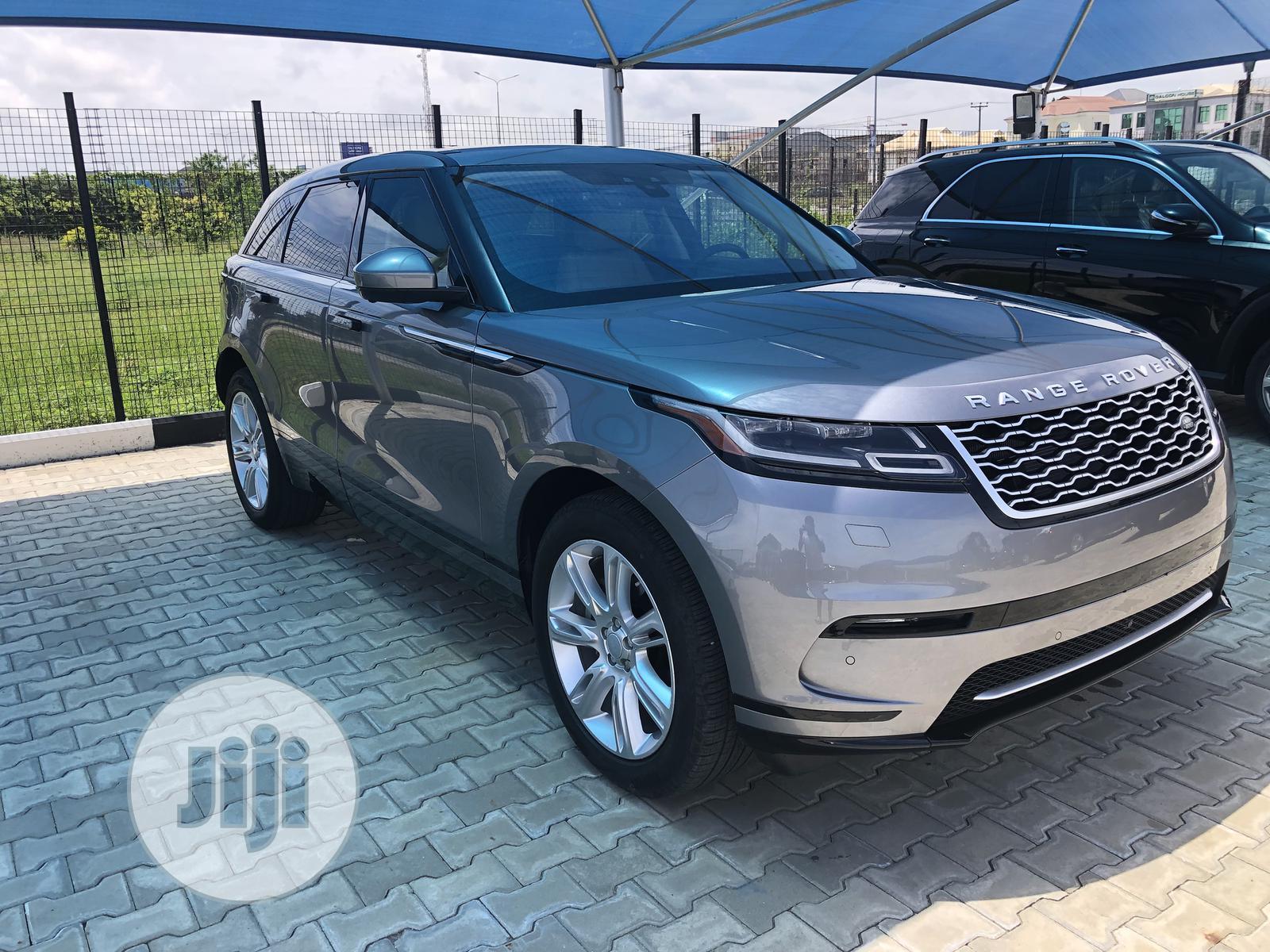 Land Rover Range Rover Velar 2020 P250 S 4x4 Gray | Cars for sale in Lekki, Lagos State, Nigeria