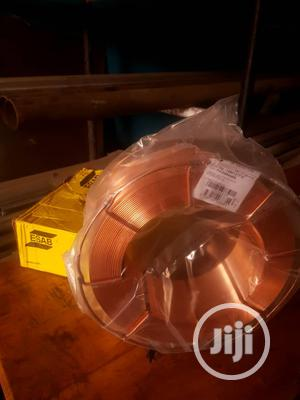 Esab Wire Coils Available   Manufacturing Materials for sale in Ogun State, Ado-Odo/Ota