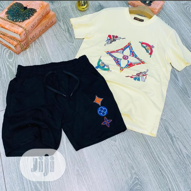 Matching T-Shirt and Short   Clothing for sale in Lagos Island (Eko), Lagos State, Nigeria