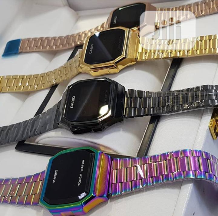 Archive: Casio Touchscreen Water Resistant Unisex Wristwatch
