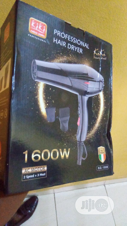 Kiki Professional Hair Dryer