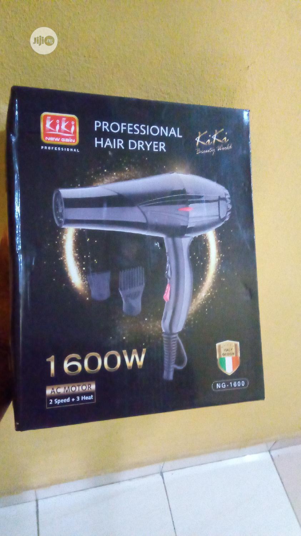 Kiki Professional Hair Dryer   Tools & Accessories for sale in Ikeja, Lagos State, Nigeria