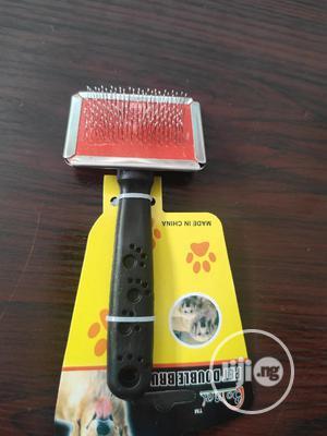 Pet Double Brush(S9503) | Pet's Accessories for sale in Lagos State, Lagos Island (Eko)