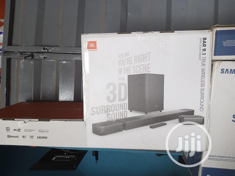 Brand New Jbl Sound Bar 3D 4K 2020 Model 9.1channel