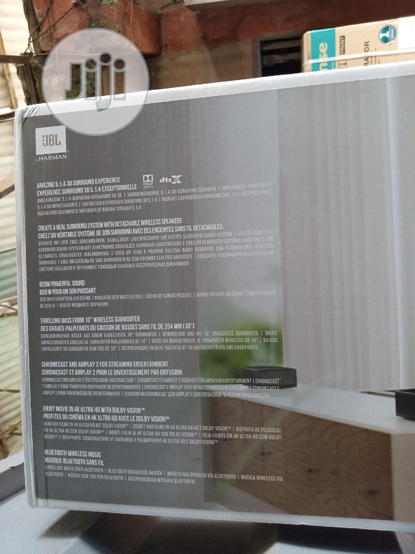 Brand New Jbl Sound Bar 3D 4K 2020 Model 9.1channel   Audio & Music Equipment for sale in Ojo, Lagos State, Nigeria