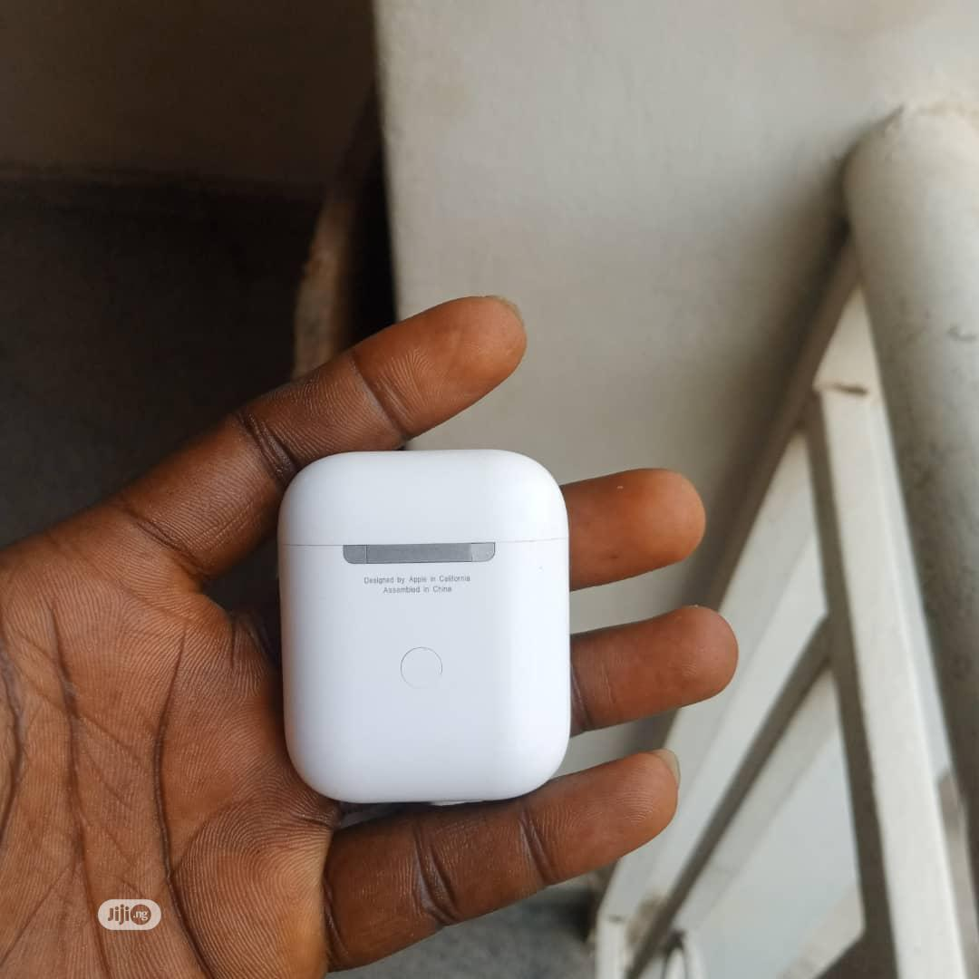 Original Airpods 2 From Dubai | Accessories for Mobile Phones & Tablets for sale in Ogba, Lagos State, Nigeria