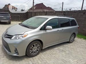 Toyota Sienna 2018 Silver | Cars for sale in Lagos State, Ikoyi